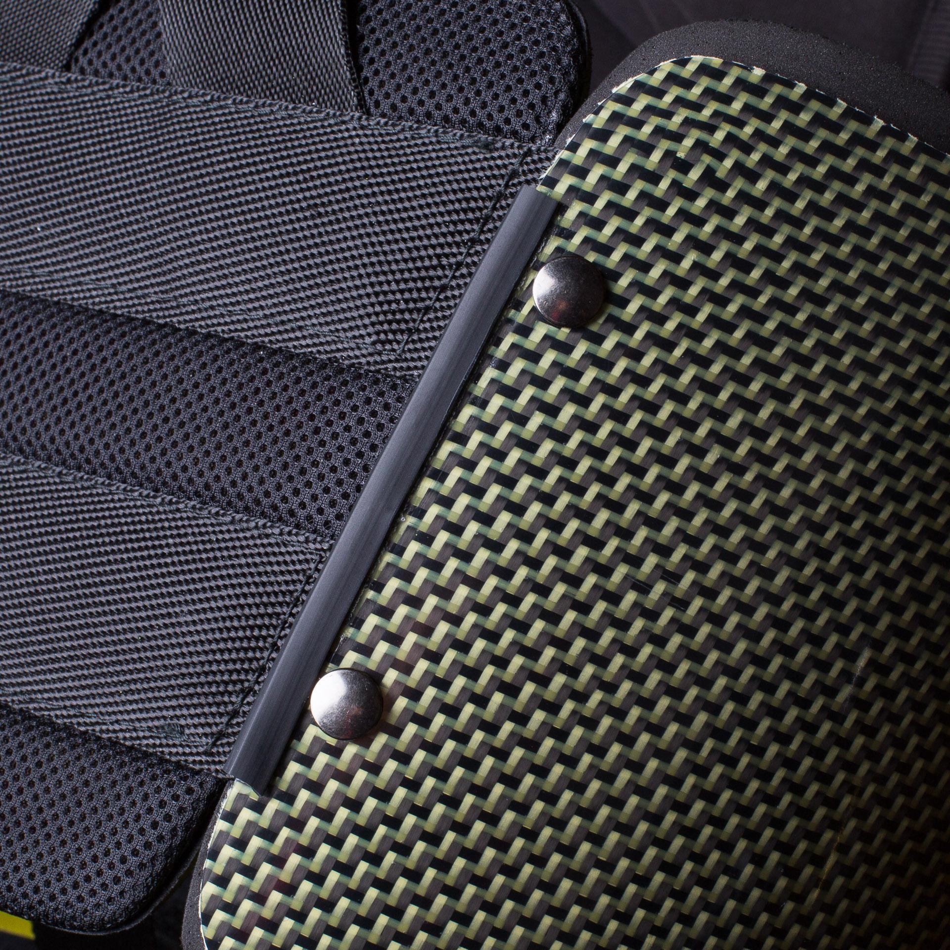 Bumper Carbon Kevlar - Bengio HST